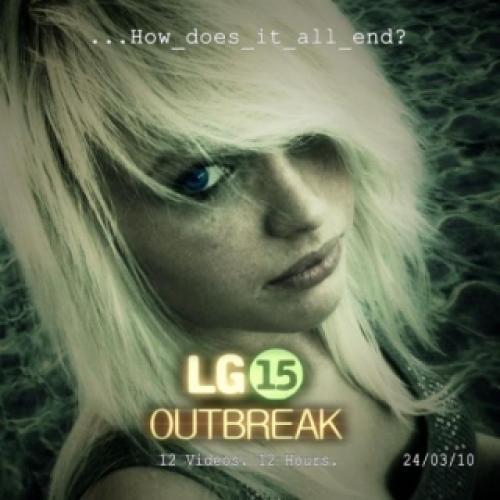 LG15: Outbreak next episode air date poster