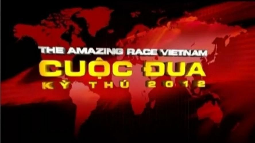 The Amazing Race Vietnam next episode air date poster
