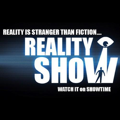 Reality Show next episode air date poster