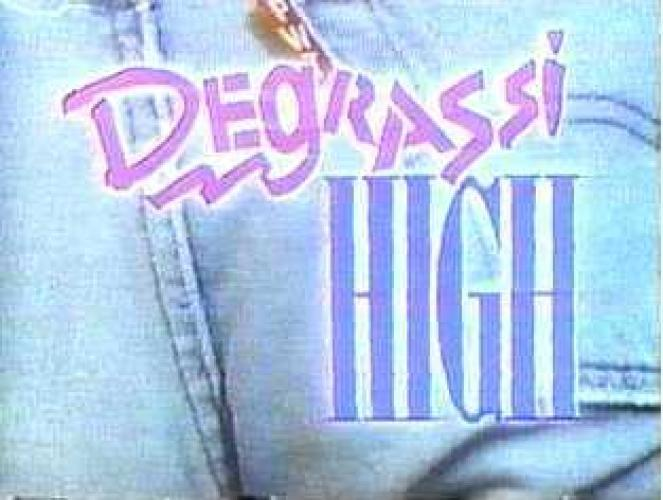 Degrassi High next episode air date poster