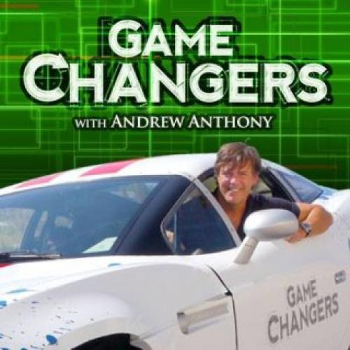 Game Changers with Andrew Anthony next episode air date poster