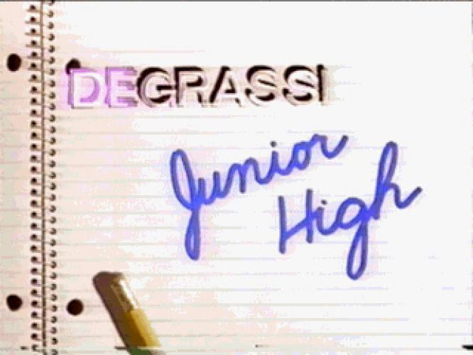 Degrassi Junior High next episode air date poster