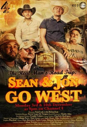 The Real Man's Road Trip next episode air date poster