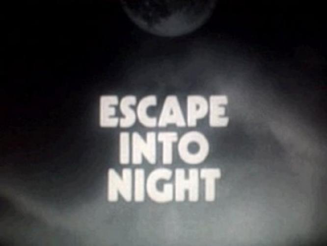 Escape Into Night next episode air date poster