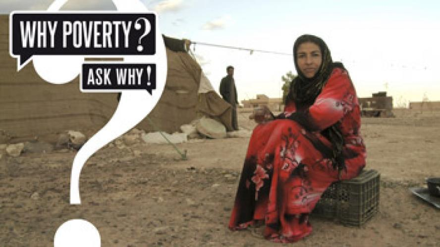 Why Poverty? next episode air date poster