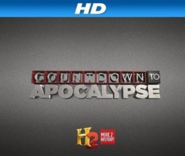 Countdown to Apocalypse next episode air date poster