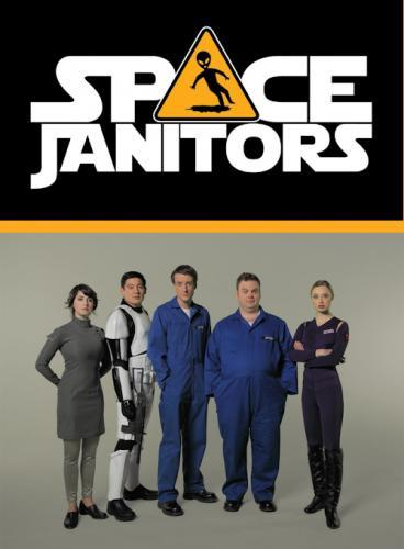 Space Janitors next episode air date poster