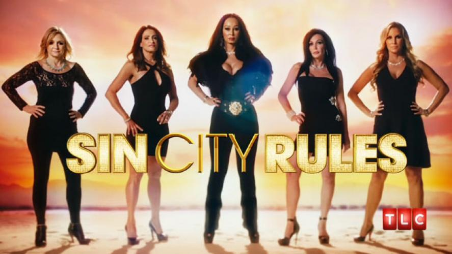 Sin City Rules next episode air date poster