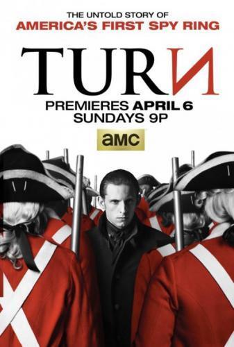 Turn: Washington Spies next episode air date poster