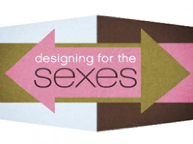 Designing For The Sexes next episode air date poster