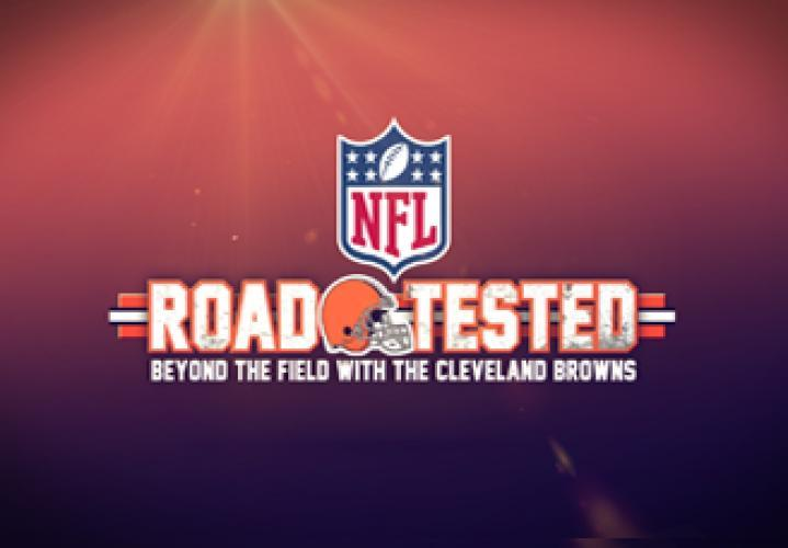 NFL Road Tested: The Cleveland Browns next episode air date poster