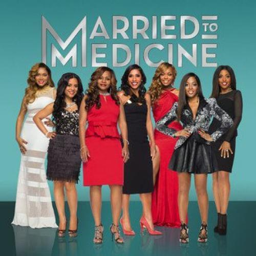 Married to Medicine next episode air date poster