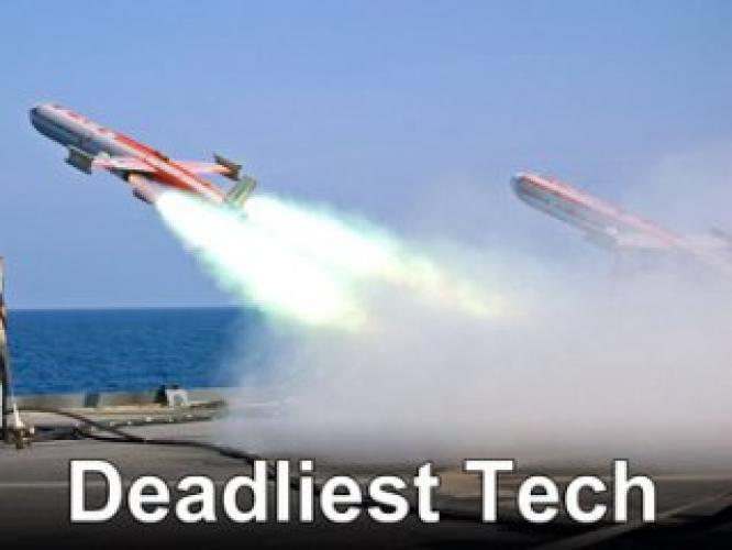 Deadliest Tech next episode air date poster