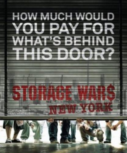 Storage Wars: New York next episode air date poster