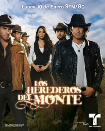 Los Herederos del Monte next episode air date poster