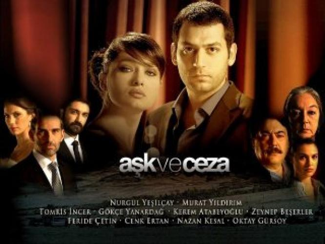 Ask ve Ceza next episode air date poster