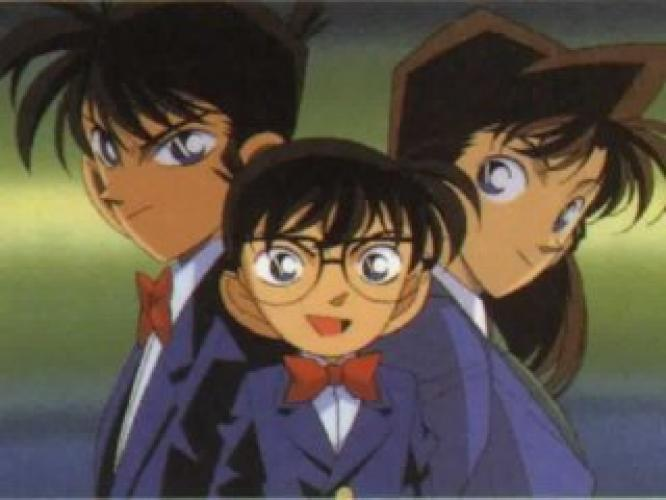 Detective Conan next episode air date poster