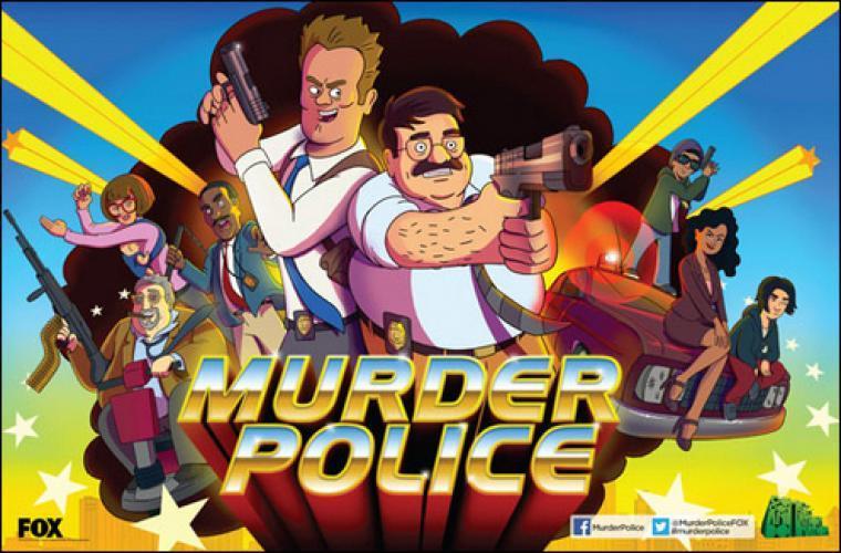 Murder Police next episode air date poster