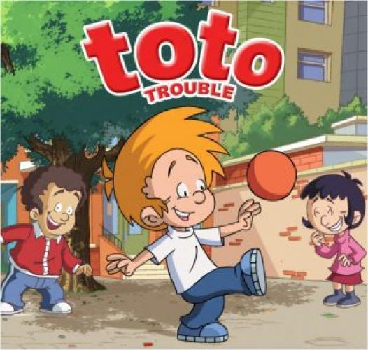 Toto Trouble next episode air date poster