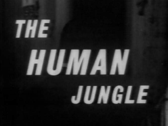The Human Jungle next episode air date poster