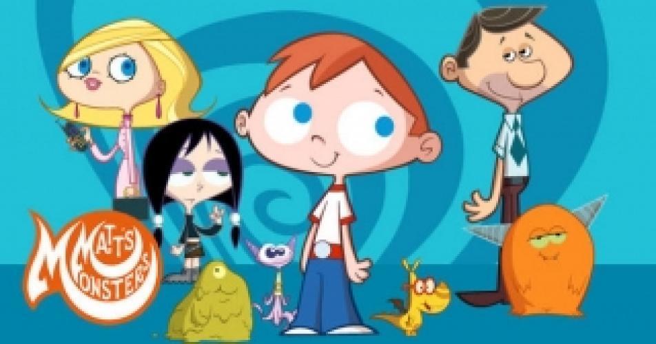 Matt's Monsters next episode air date poster