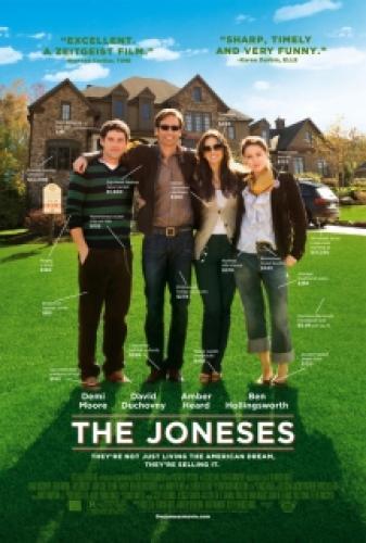 The Joneses next episode air date poster