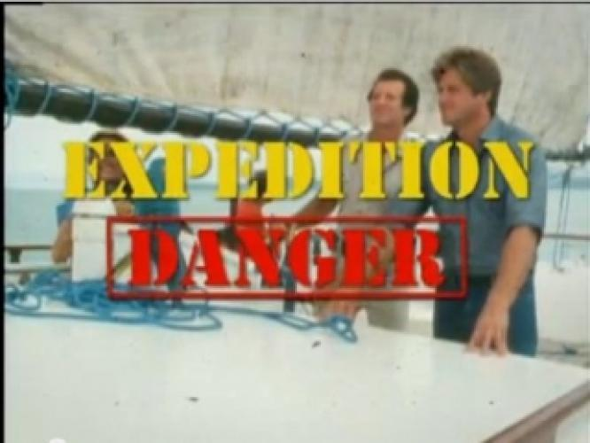 Stan Brock's Expedition: Danger next episode air date poster