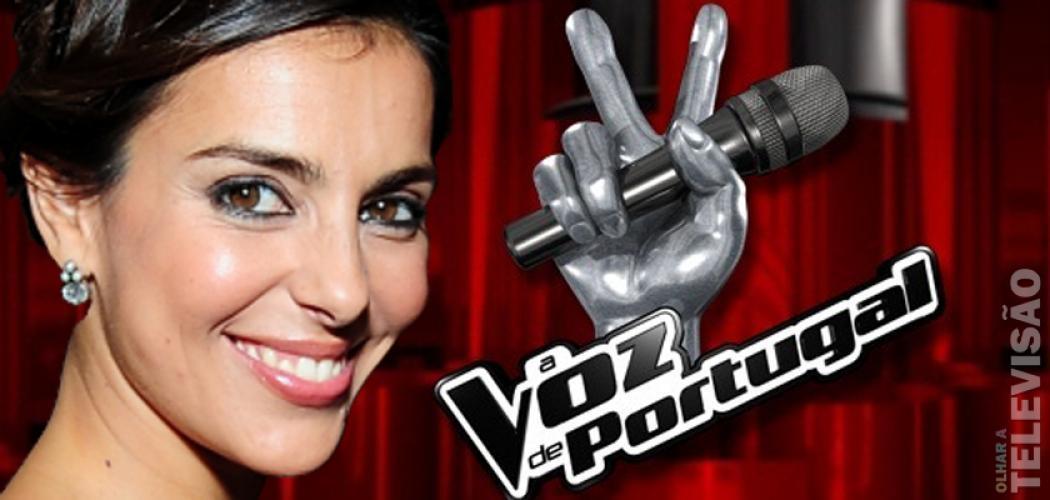 A Voz de Portugal next episode air date poster