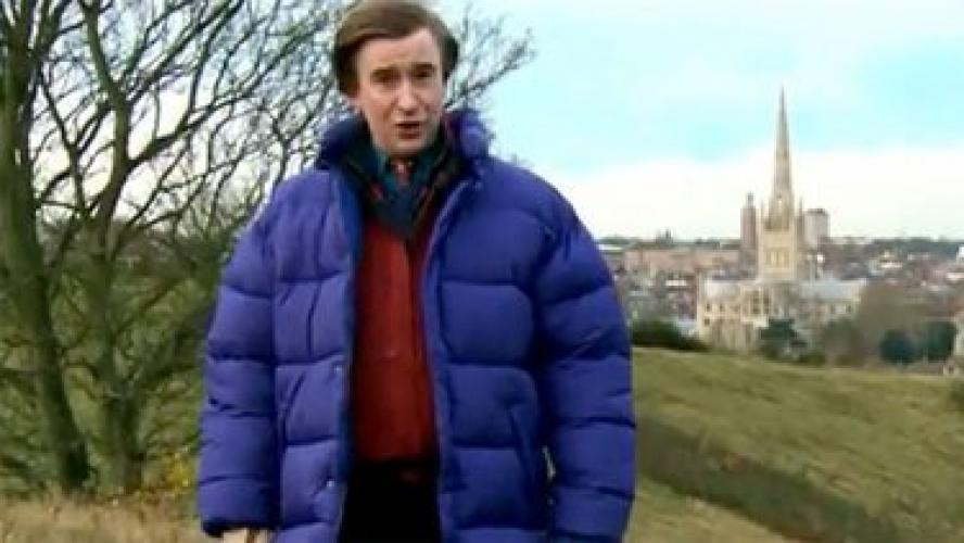 Alan Partridge: Welcome to the Places of My Life next episode air date poster
