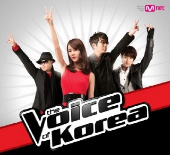 The Voice of Korea next episode air date poster