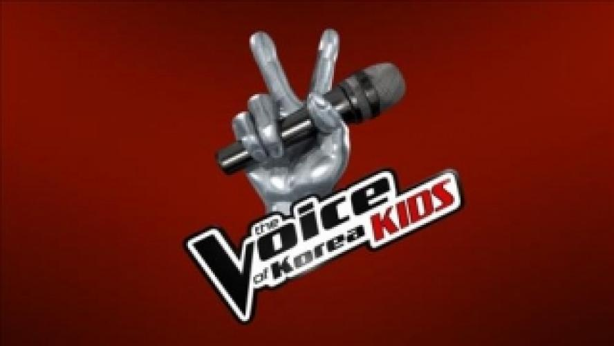 The Voice of Korea Kids next episode air date poster