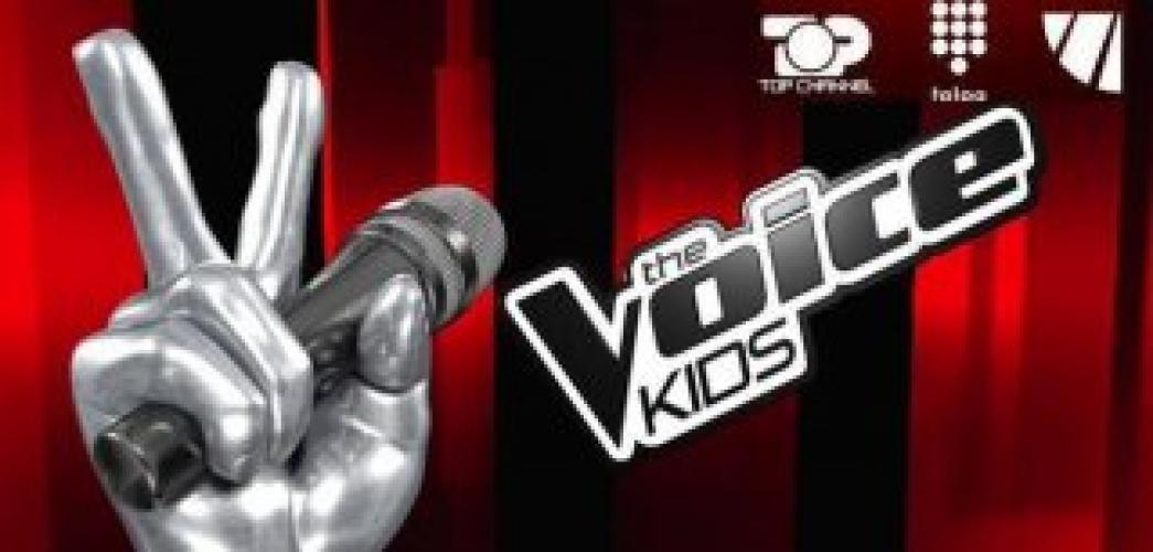 The Voice Kids (Albania) next episode air date poster