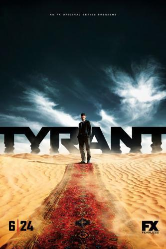 Tyrant next episode air date poster