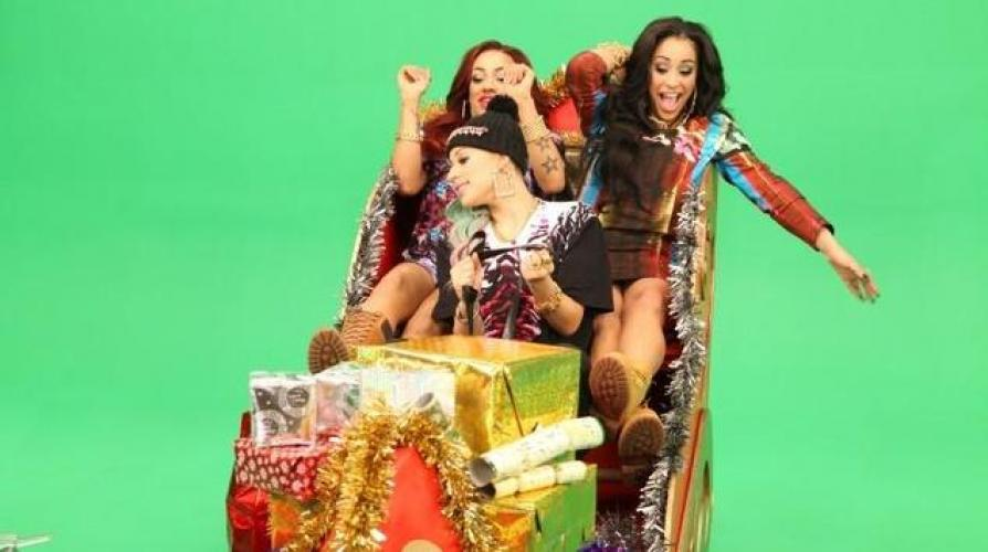 Stooshe's Winter Wonderland! Top 50 next episode air date poster
