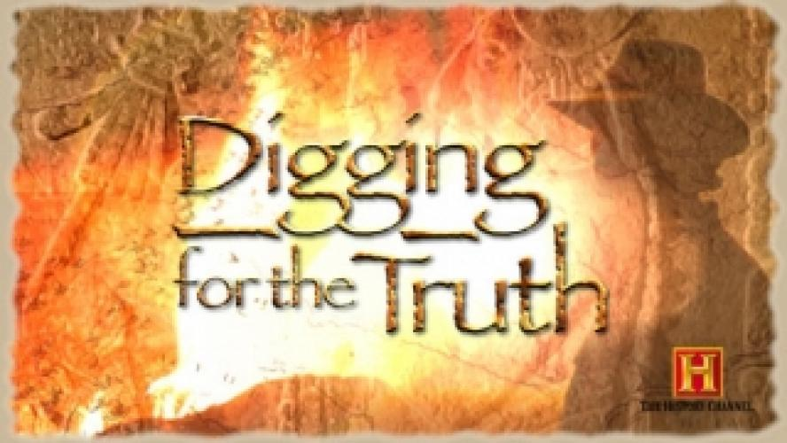 Digging for the Truth next episode air date poster