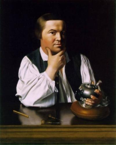 We Hate Paul Revere next episode air date poster