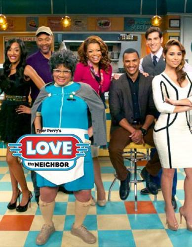 Tyler Perry's Love Thy Neighbor next episode air date poster