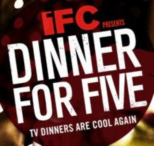 Dinner for Five next episode air date poster