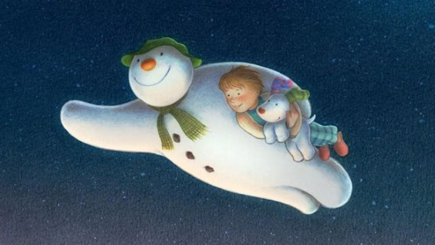 The Art of the Snowman next episode air date poster