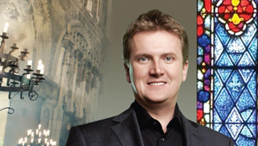 Christmas with Aled Jones next episode air date poster