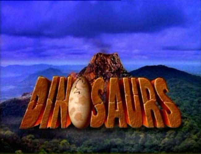 Dinosaurs next episode air date poster