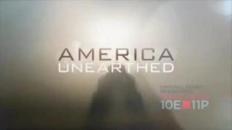 America Unearthed next episode air date poster