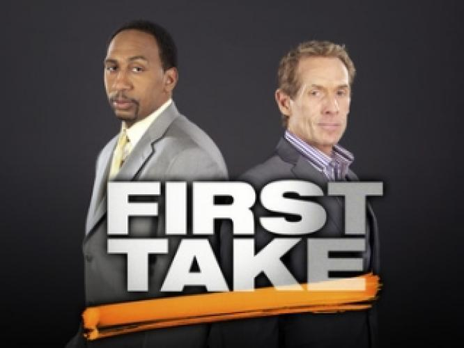 First Take Weekend next episode air date poster