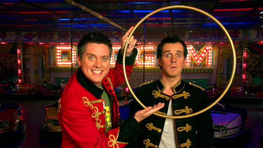 Dick and Dom's Hoopla next episode air date poster
