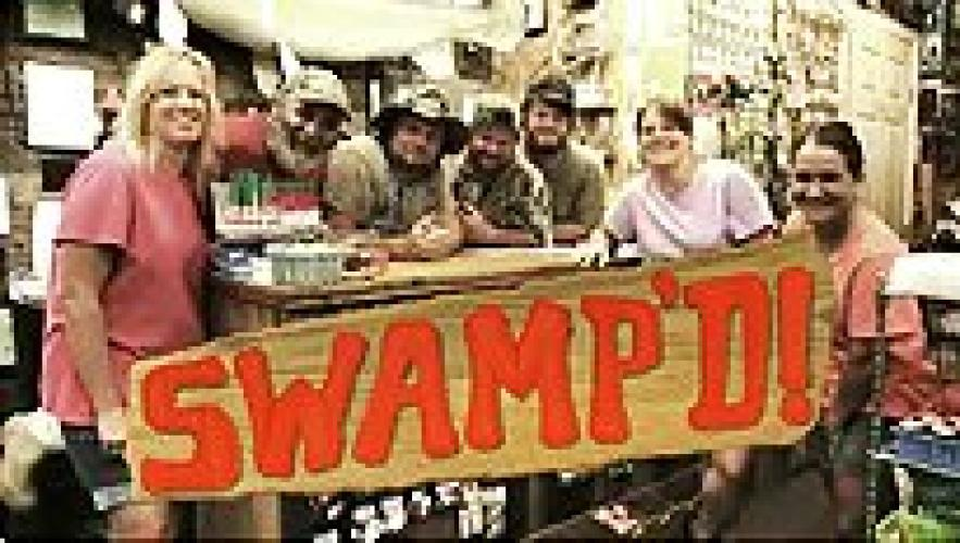 Swamp'd! next episode air date poster