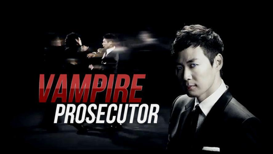 Vampire Prosecutor next episode air date poster
