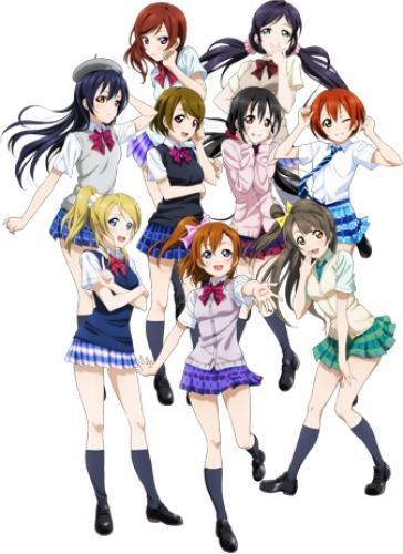 Love Live! next episode air date poster