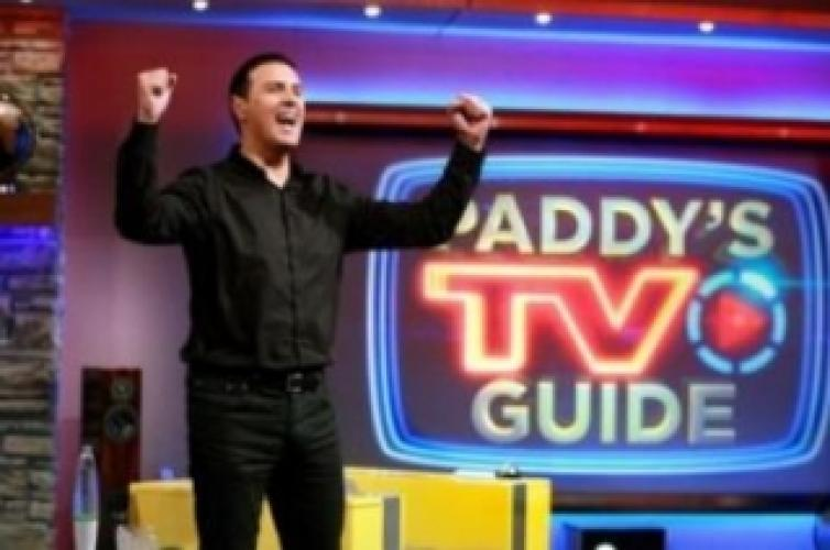 Paddy's TV Guide next episode air date poster