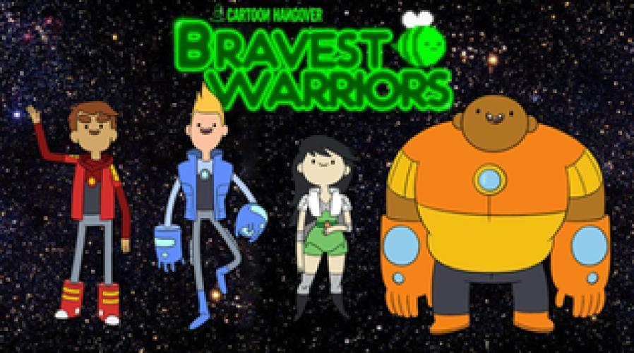 Bravest Warriors next episode air date poster