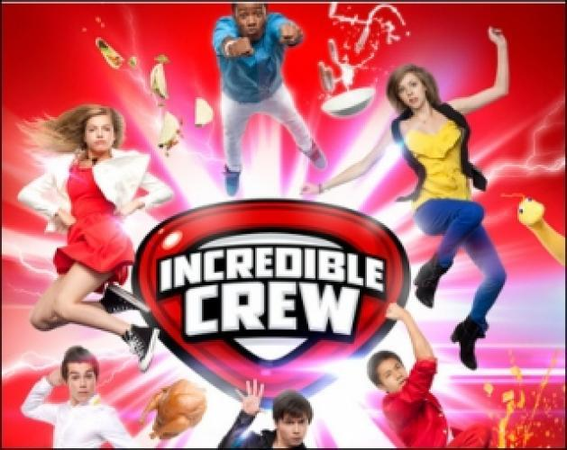 Incredible Crew next episode air date poster